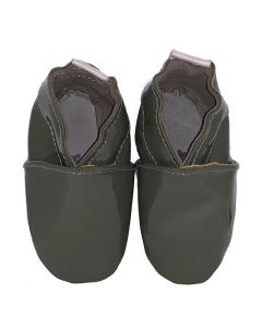Babyshoes Classic Green