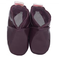 Babyshoes Classic Maroon